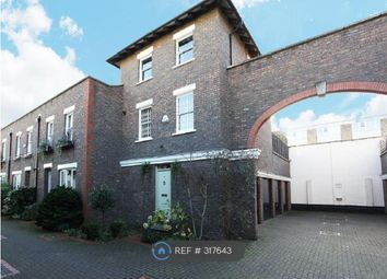 Thumbnail 2 bed semi-detached house to rent in Usborne Mews, London