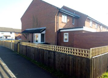 Thumbnail 1 bed end terrace house to rent in Avenue Road, Gosport