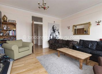 Thumbnail 4 bed flat to rent in Alwyne Road, Wimbledon