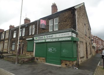 Thumbnail Retail premises for sale in Frazer Terrace, Pelaw, Gateshead