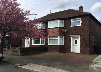 Thumbnail 3 bed property to rent in Knypersley Avenue, Offerton