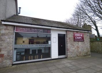 Thumbnail End terrace house for sale in High Street, Llanerchymedd, Anglesey