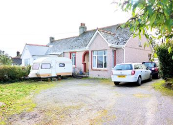 Thumbnail 2 bed semi-detached bungalow for sale in Edgcumbe Road, St. Austell