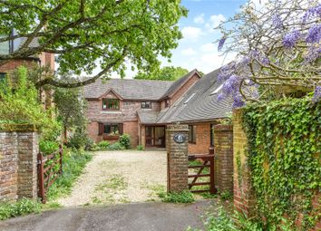 Thumbnail 5 bedroom detached house for sale in Red House Mews, Lymington, Hampshire