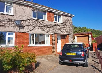 Thumbnail 4 bed semi-detached house for sale in Heol-Y-Graig, Ystrad Mynach, Hengoed