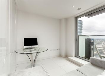 Thumbnail Studio to rent in Isle Of Dogs, London
