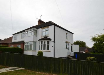 Thumbnail 4 bed semi-detached house for sale in Rolston Road, Hornsea, East Yorkshire