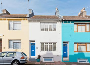 Thumbnail 2 bed terraced house for sale in Quebec Street, Hanover, Brighton