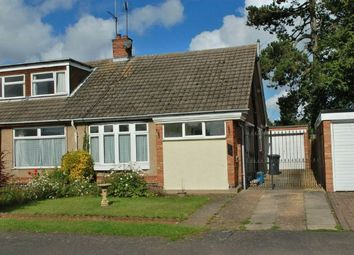 Thumbnail 2 bed semi-detached bungalow for sale in Knightscliffe Way, Duston, Northampton