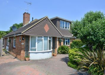 Thumbnail 3 bed semi-detached bungalow for sale in St. Lawrence Way, Hurstpierpoint, Hassocks
