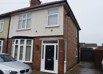 Thumbnail 3 bedroom semi-detached house for sale in Oxford Road, Peterborough