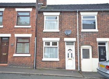 Thumbnail 2 bedroom terraced house for sale in Hope Street, Bignall End, Stoke-On-Trent