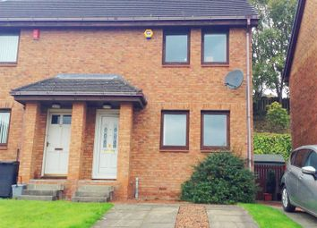 Thumbnail 2 bedroom end terrace house for sale in Willowbank Gardens, Kirkintilloch, Glasgow