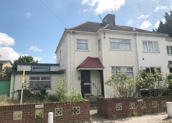 Thumbnail 3 bed semi-detached house for sale in 25 Glenside Avenue, Canterbury, Kent