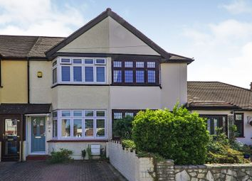 Thumbnail 2 bed terraced house for sale in Dorchester Avenue, Bexley