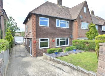 Thumbnail 3 bed semi-detached house for sale in Hawkswood Drive, Hailsham
