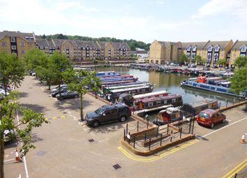 Thumbnail 2 bed flat to rent in Stephenson Wharf, Apsley Lock, Hemel Hempstead, Hertfordshire