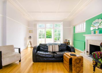 Thumbnail 4 bed detached house to rent in Friern Barnet Lane, Whetstone