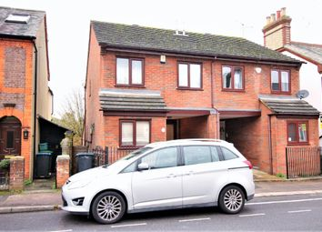 Thumbnail 3 bed semi-detached house for sale in Alexandra Road, Hemel Hempstead