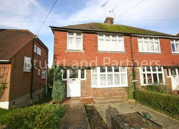Thumbnail 3 bed semi-detached house to rent in Western Road, Haywards Heath