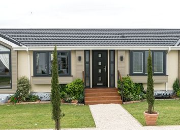 Thumbnail 2 bed bungalow for sale in Oakleigh Park Homes, Clacton Road, Weeley, Clacton On Sea, Essex
