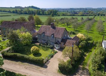 Thumbnail 6 bed detached house for sale in Owl Street Lane, Stocklinch, Ilminster, Somerset