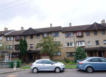 Thumbnail 2 bed flat for sale in Lochdochart Road, Glasgow