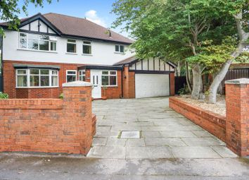 Thumbnail 5 bed detached house for sale in Dowhills Road, Liverpool