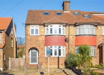 Thumbnail 4 bedroom semi-detached house for sale in Dawlish Avenue, Palmers Green
