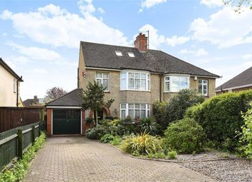 Thumbnail 4 bed semi-detached house for sale in Goldington Road, Bedford