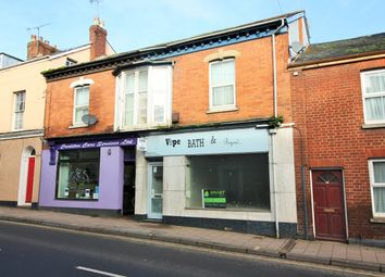Thumbnail 4 bed terraced house for sale in High Street, Crediton