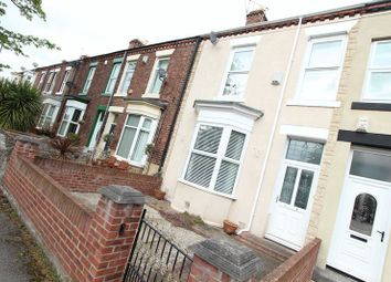 Thumbnail 3 bedroom terraced house for sale in Percy Terrace, Sunderland