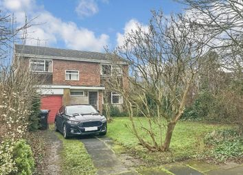 Thumbnail 4 bedroom detached house for sale in Brancepeth Close, Newton Hall, Durham