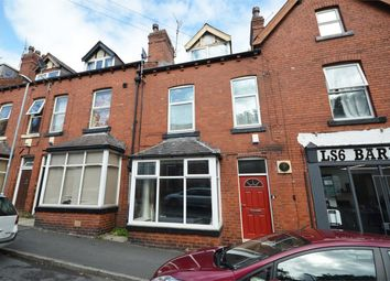 Thumbnail 3 bed terraced house for sale in Wilton Grove, Meanwood, Leeds, West Yorkshire