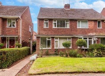 Thumbnail 2 bed semi-detached house for sale in Monmouth Close, Mount Nod, Coventry