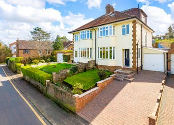 Thumbnail 4 bed semi-detached house for sale in Hillside, Ware