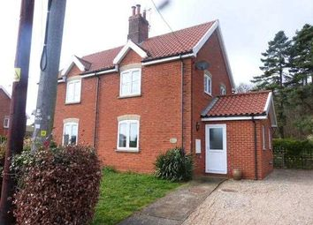 Thumbnail 4 bedroom semi-detached house to rent in Church Cottages, Brightwell, Ipswich