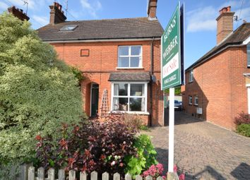 Thumbnail 3 bed semi-detached house for sale in Mead Road, Cranleigh