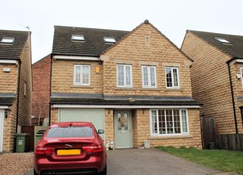 Thumbnail 4 bed detached house for sale in Silverwood Road, Woolley Grange, Barnsley