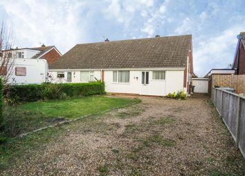 3 bed semi-detached bungalow for sale in Blofield Corner Road, Blofield, Norwich NR13