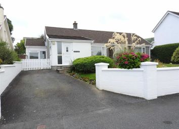 Thumbnail 3 bed detached bungalow for sale in Rhydyfelin, Aberystwyth