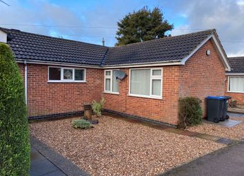 Thumbnail 2 bed bungalow to rent in East Green, Barwell, Leicester