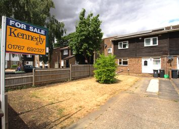 Thumbnail 2 bed terraced house for sale in Poplar Close, Sandy