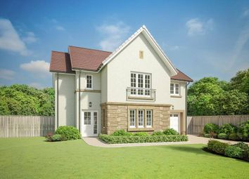 "Thumbnail 4 bedroom detached house for sale in ""The Cleland"" at Kirk Brae, Cults, Aberdeen"