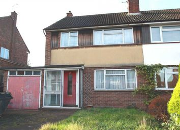 Thumbnail 3 bed semi-detached house for sale in Harvest Road, Bushey