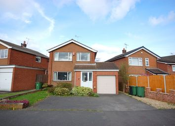 Thumbnail 3 bed detached house for sale in Ladywood Avenue, Belper