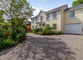 Thumbnail 4 bed detached house for sale in Caldicot Road, Portskewett, Caldicot, Monmouthshire