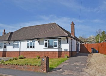 Thumbnail 2 bed semi-detached bungalow for sale in Newlands Close, Sidford, Sidmouth