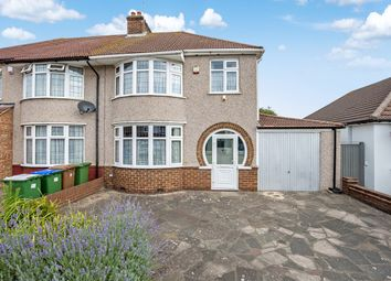 Thumbnail 3 bed semi-detached house for sale in Rydal Drive, Bexleyheath