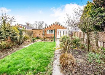 Thumbnail 2 bed bungalow for sale in Maister Road, Keyingham, Hull